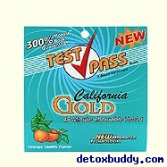 Test Pass Chewable Detox Tablet