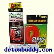 Fast THC Marijuana Detox Kit for People Under 200 Lbs