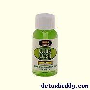 Ultra Wash Toxin-cleansing mouthwash